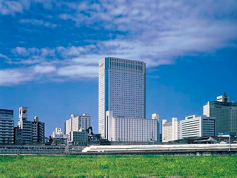 Отель Shinagawa Prince Main Tower 4*