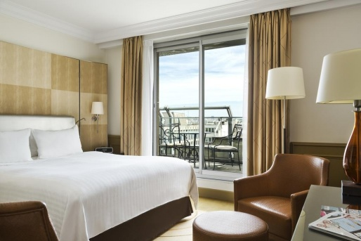 Отель Marriott Champs Elysees 5*, Франция