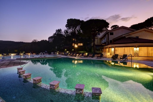 Отель Petriolo SPA & Resort 5*, Италия