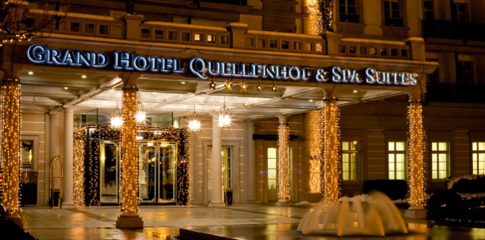 Отель Grand Hotels Quellenhof & Spa Suites 5*