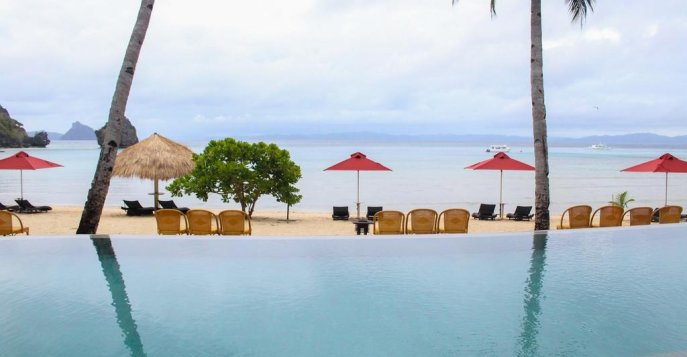 Отель Apulit Island Resort 4*, Филиппины