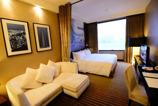 Отель Harbour Grand Hong Kong 5*, Китай
