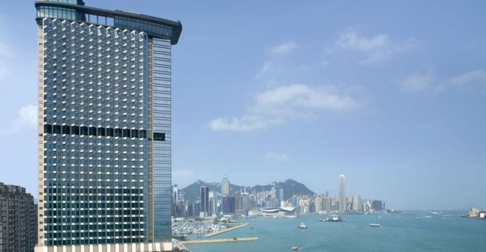 Отель Harbour Grand Hong Kong 5*
