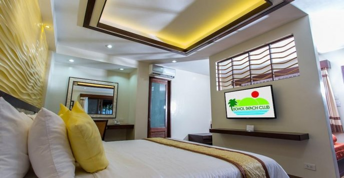 Отель Bohol Beach Club 3*, Филиппины