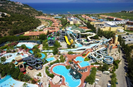 Отель Aquafantasy Resort Hotel 5*, Турция