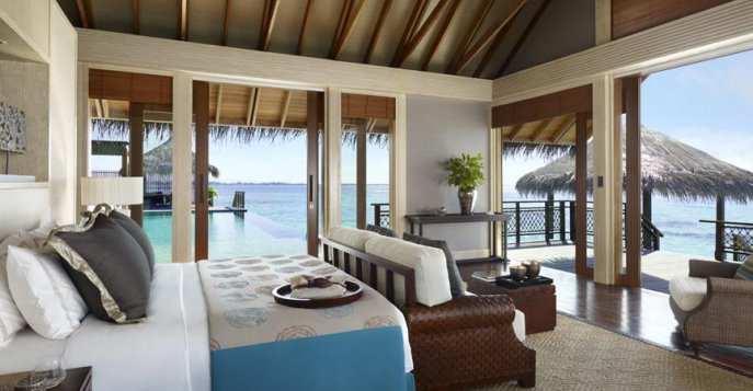 Shangri-La's Villingili Resort & Spa 5*, Мальдивские острова