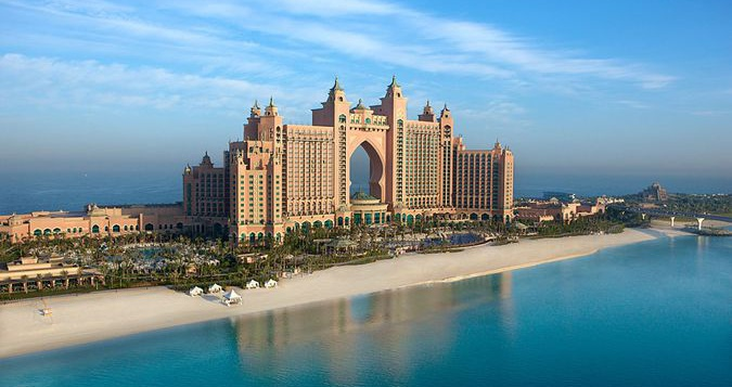 Отель Atlantis The Palm 5*
