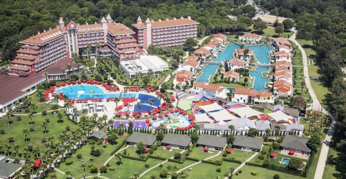 Отель IC Hotels Santai Family Resort 5*