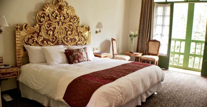 Отель Aranwa Sacred Valley Hotels and Wellness 5*, Перу