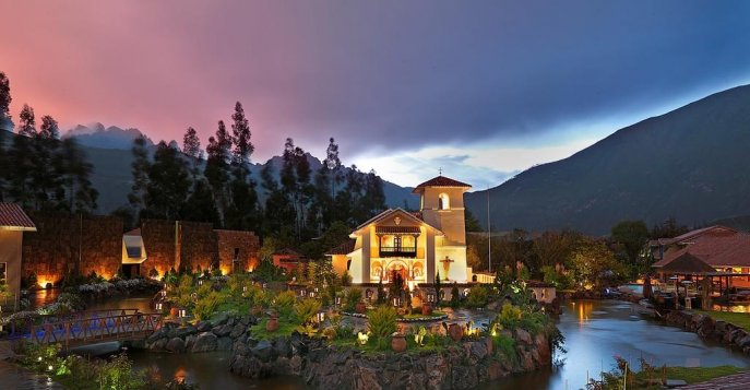 Отель Aranwa Sacred Valley Hotels and Wellness 5*