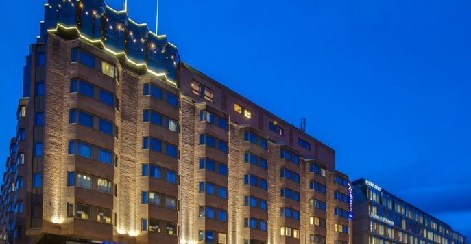 Отель Radisson Blu Royal Viking Hotel 4*