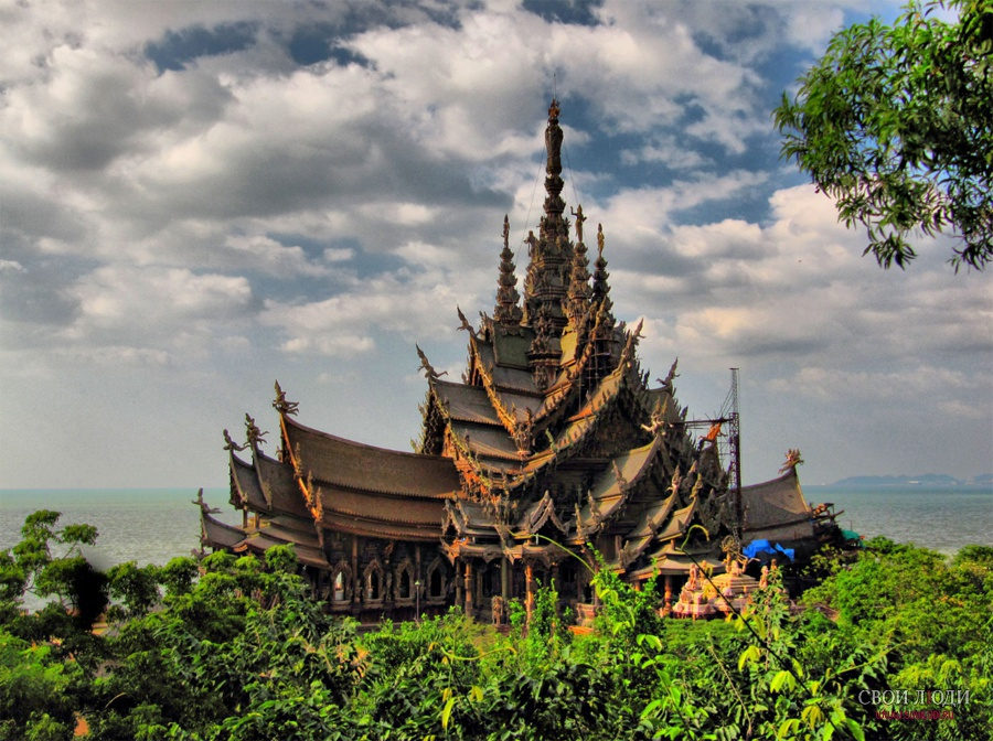 Секспредставления в тайланде