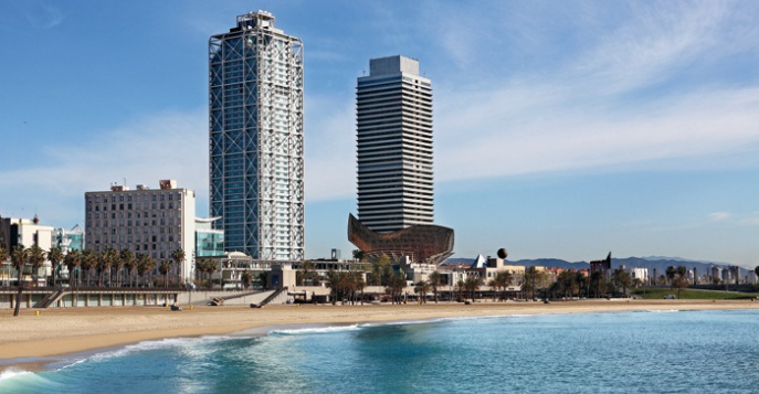 Отель The Ritz-Carlton Hotel ARTS Barcelona 5* Gran Deluxe