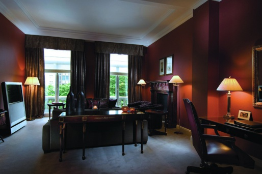 Presidential Suite, отель Conrad 5* - Брюссель, Бельгия