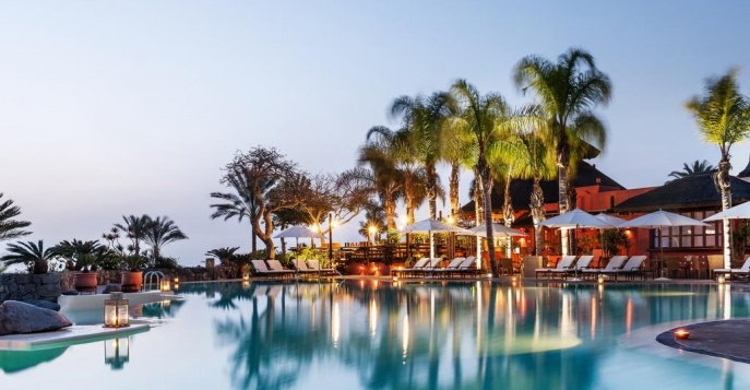 Отель The Ritz-Carlton Abama Golf & Spa Resort 5*