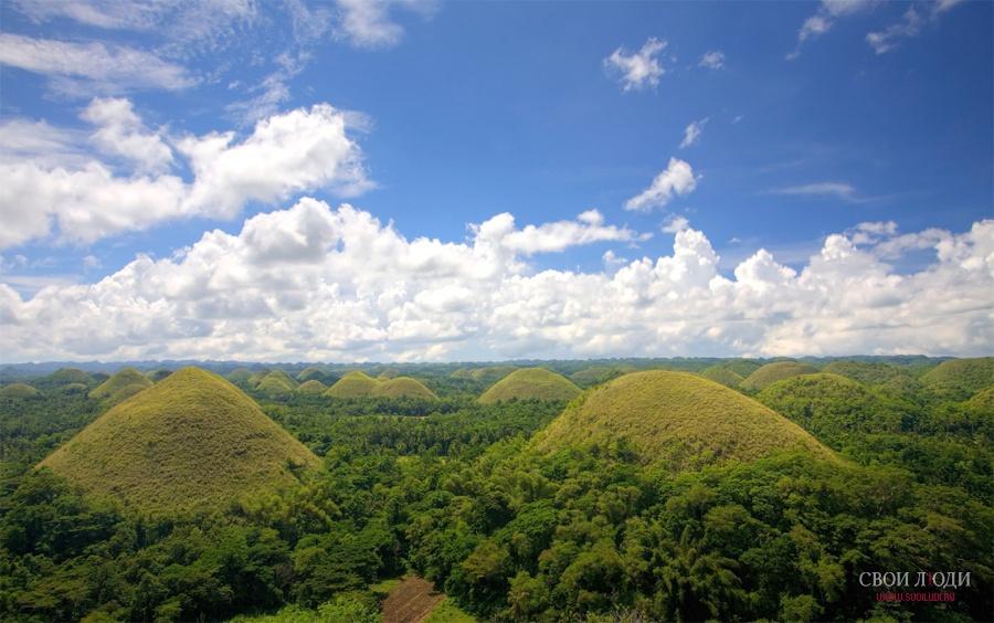 Бохоль, Филиппины