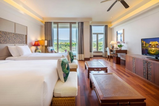 Отель Huayu Resort & Spa Yalong Bay Sanya 5* - Хайнань, Китай