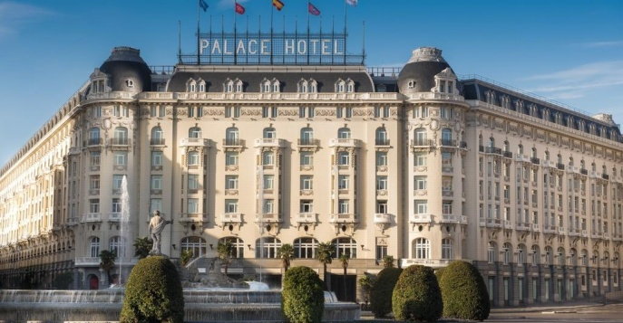 Отель The Westin Palace, Madrid 5*