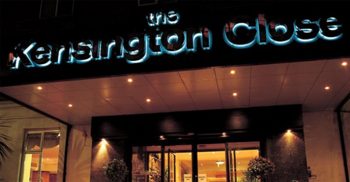 Отель Kensington Close Hotel & Spa 4*