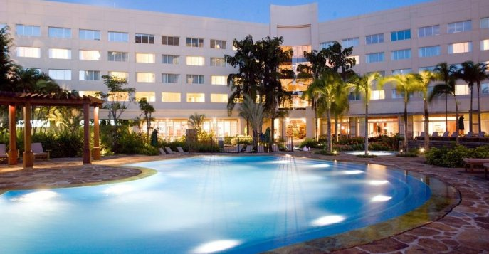 Отель Real Intercontinental San Jose – Costa Rica 5* - Коста-Рика