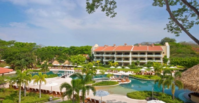 Отель Hotel Westin Golf Resort & Spa Playa Conchal 5*