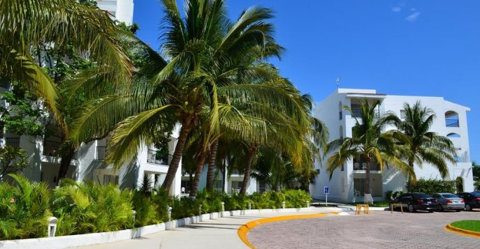 Отель Beach Scape Kin Ha Villas & Suites 4*