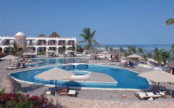 Отель Ora Resort Twiga Beach 4*