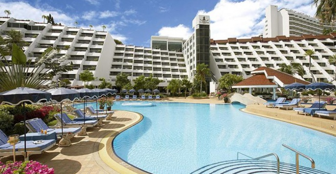 Отель Royal Cliff Royal Wing & Spa 5*