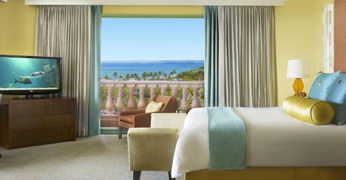 Отель Atlantis Resort Paradise Island 5* - Багамские острова