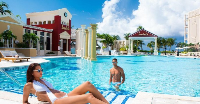 Отель Sandals Royal Bahamian 5* - Багамские острова
