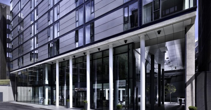 Отель DoubleTree by Hilton Westminster 4*
