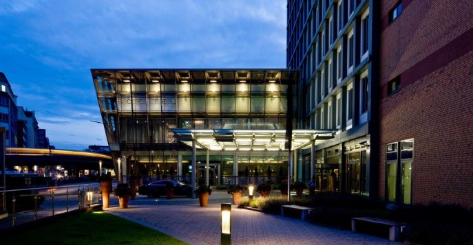 Отель Sofitel Hamburg Alter Wall 5*