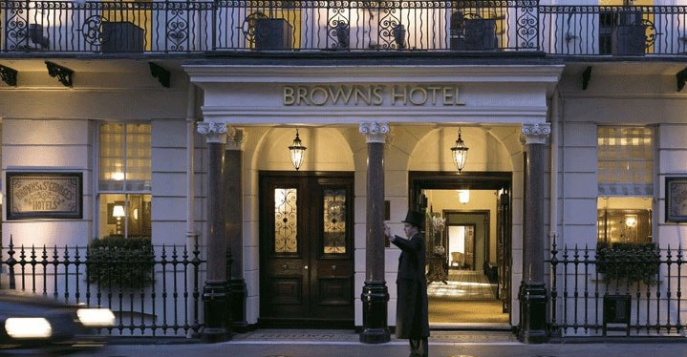 Отель Brown's Hotel London 5*
