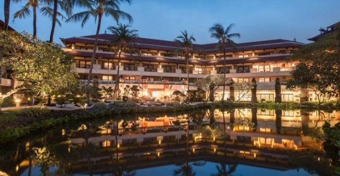 Отель InterContinental Resort Bali 5*