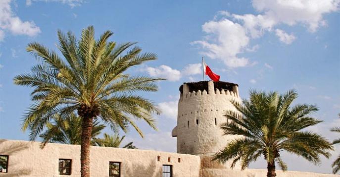 картинка фотография курорта Умм-aль-Кувейн в ОАЭ
