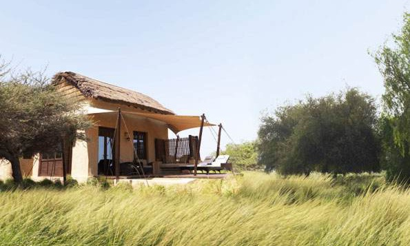 Отель Al Sahel Lodge by Anantara 5*
