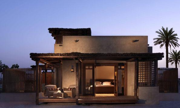 Отель Al Yamm Lodge by Anantara 5*