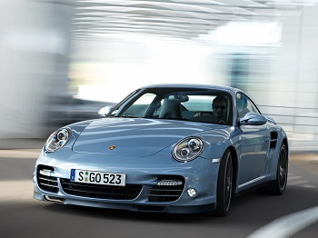 Аренда Porsche 911 Turbo S Coupy