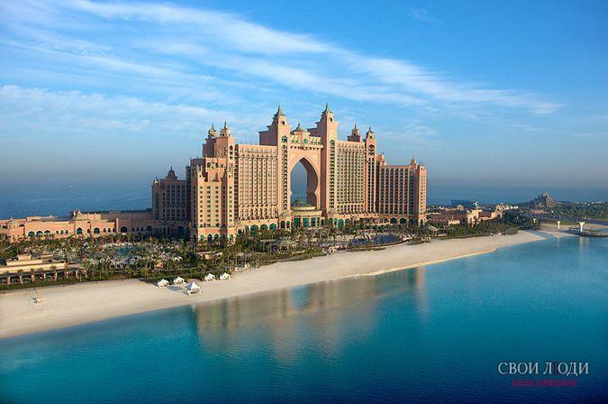 Лучшие отели Дубая – сказочная роскошь в духе «1001 ночи ...
