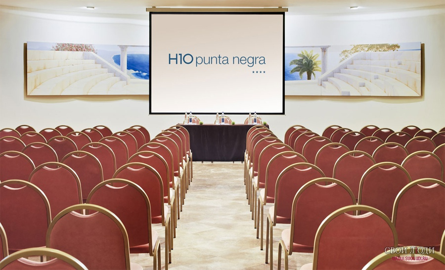 Отель H10 Punta Negra Resort 4*