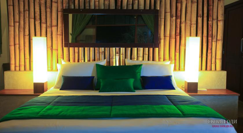Отель Jungle Beach Resort 5*
