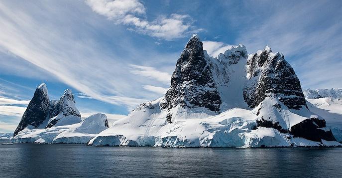 Южная Америка с круизом по Антарктике