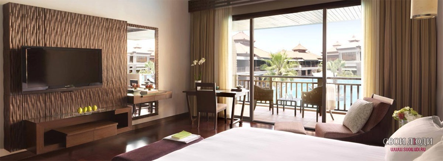 ����� Anantara Dubai Palm Jumeirah Resort & Spa 5*