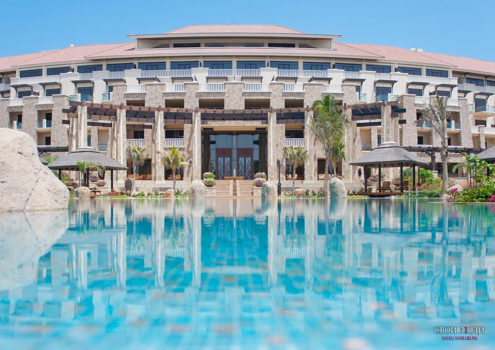 Отель Sofitel Dubai The Palm Resort & Spa 5*
