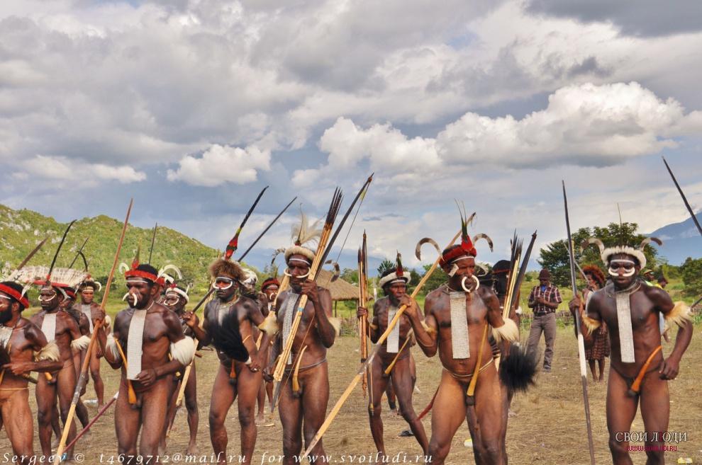 Секс папуасов необычные 9 фотография
