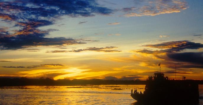 У истоков Амазонки