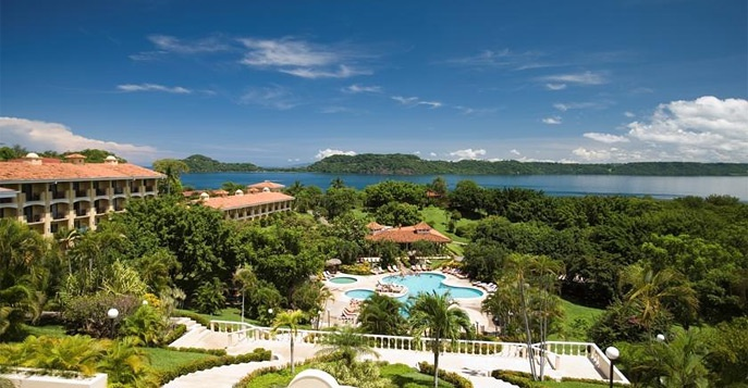 Отель Occidental Grand Papagayo 4*