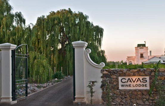 Отель Cavas Wine Lodge 5*
