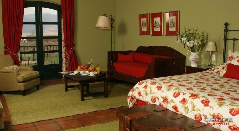 Отель Patios de Cafayate Hotel & Wine Spa 4*