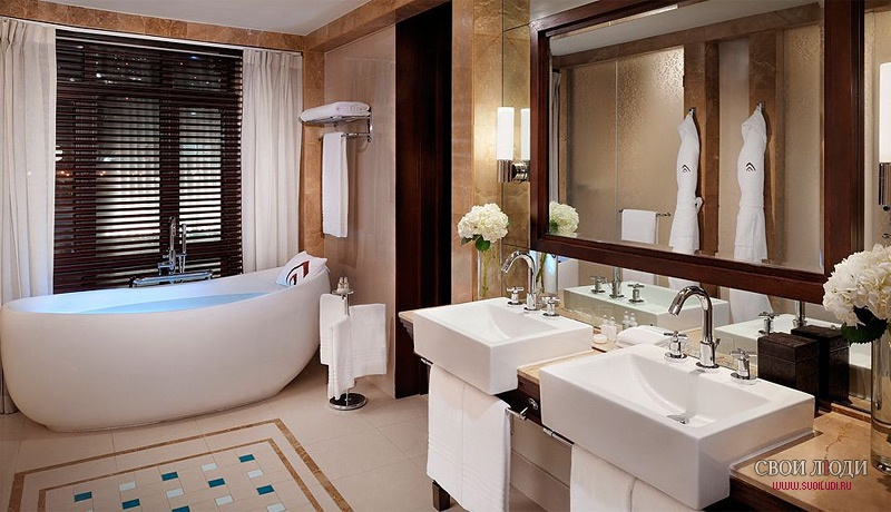 Отель The Palace Downtown Dubai 5*
